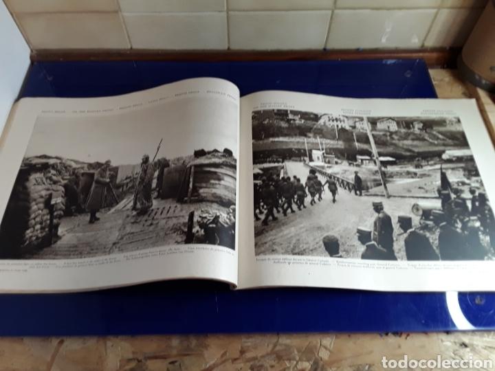 Militaria: Documento de la sección fotográfica de la armada francesa (año 1917)primera guerra mundial n°8 - Foto 3 - 198977462