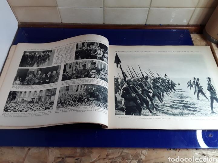 Militaria: Documento de la sección fotográfica de la armada francesa (año 1917)primera guerra mundial n°9 - Foto 2 - 198977691