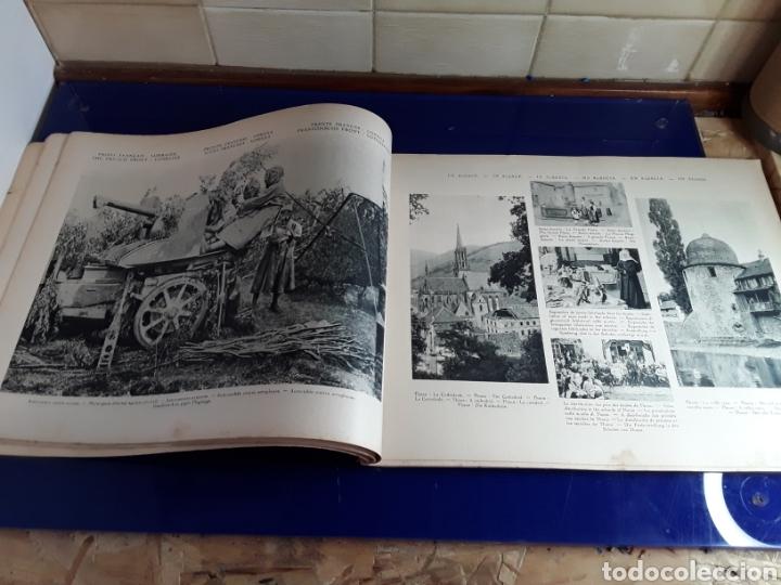 Militaria: Documento de la sección fotográfica de la armada francesa (año 1917)primera guerra mundial n°9 - Foto 3 - 198977691