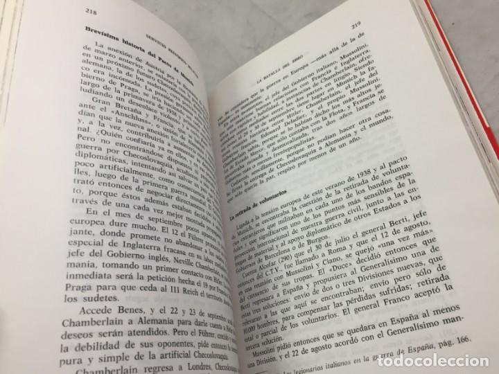 Militaria: La Batalla del Ebro. Servicio Histórico Militar. Monografías de la Guerra de España 13 - 1988 - Foto 5 - 199308317