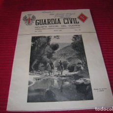 Militaria: REVISTA GUARDIA CIVIL.MAYO 1966 NÚM.265 . Lote 199389691
