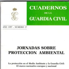 Militaria: CUADERNOS DE LA GUARDIA CIVIL AÑO 1997 NÚMERO 17. Lote 200274252
