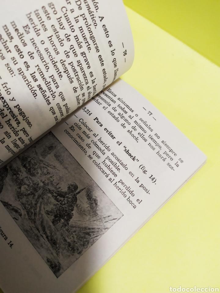 Militaria: CARTILLA DE DIVULGACIÓN Y EDUCACIÓN SANITARIA. 1974. SERVICIO GEOGRÁFICO DEL EJERCITO - Foto 5 - 201313318