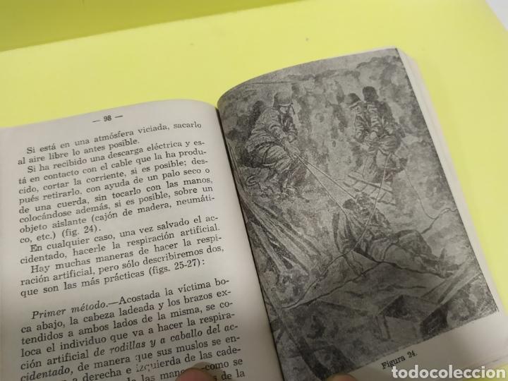 Militaria: CARTILLA DE DIVULGACIÓN Y EDUCACIÓN SANITARIA. 1974. SERVICIO GEOGRÁFICO DEL EJERCITO - Foto 7 - 201313318