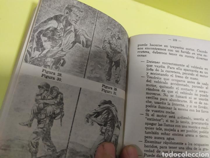 Militaria: CARTILLA DE DIVULGACIÓN Y EDUCACIÓN SANITARIA. 1974. SERVICIO GEOGRÁFICO DEL EJERCITO - Foto 8 - 201313318