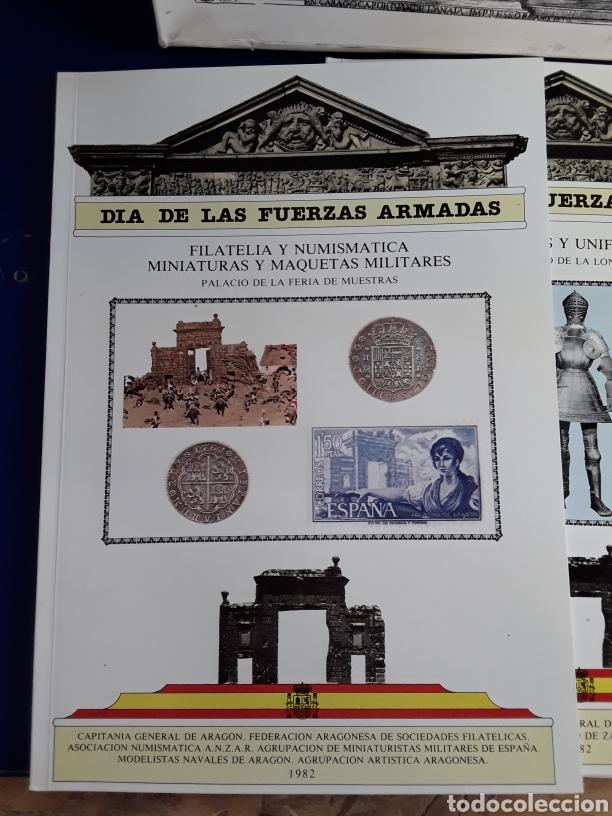 Militaria: DIA DE LAS FUERZAS ARMADAS 1982 - Foto 4 - 201955465