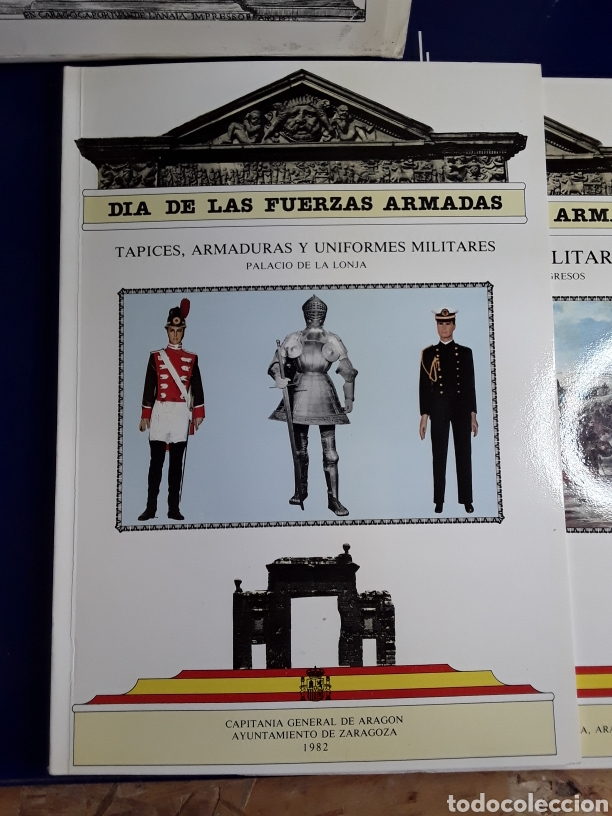 Militaria: DIA DE LAS FUERZAS ARMADAS 1982 - Foto 5 - 201955465