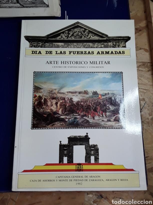 Militaria: DIA DE LAS FUERZAS ARMADAS 1982 - Foto 6 - 201955465