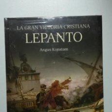 Militaria: OSPREY: GRANDES BATALLAS - LA GRAN VICTORIA CRISTIANA. LEPANTO. Lote 202425970