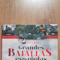 Militaria: MILITARIA GRANDES BATALLAS ESPAÑOLAS (EDITORIAL SUSAETA). Lote 202573865