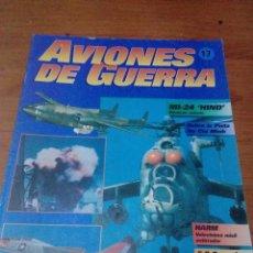 Militaria: FASCÍCULOS. AVIONES DE GUERRA. Nº 17 EST2B5. Lote 202696881