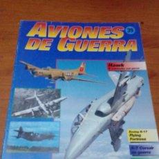 Militaria: FASCÍCULOS. AVIONES DE GUERRA. Nº 39 EST2B5. Lote 202698557