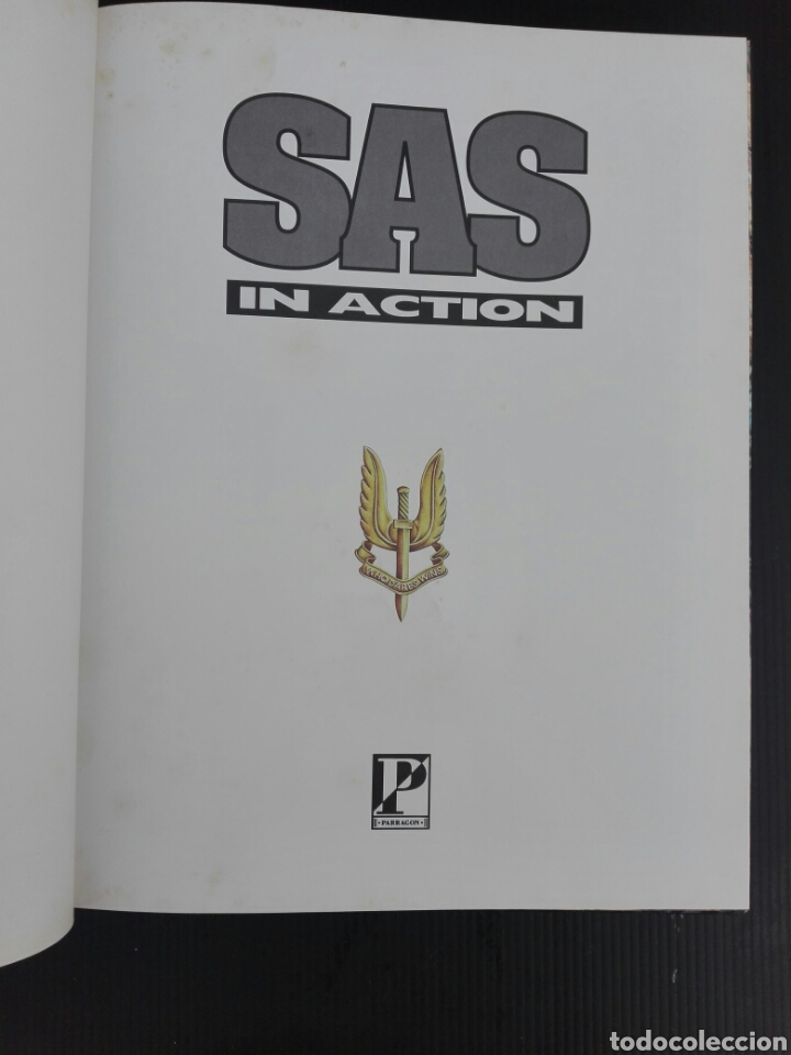 Militaria: -S.A.S IN ACTION -INGLES -1997 - Foto 4 - 202883560