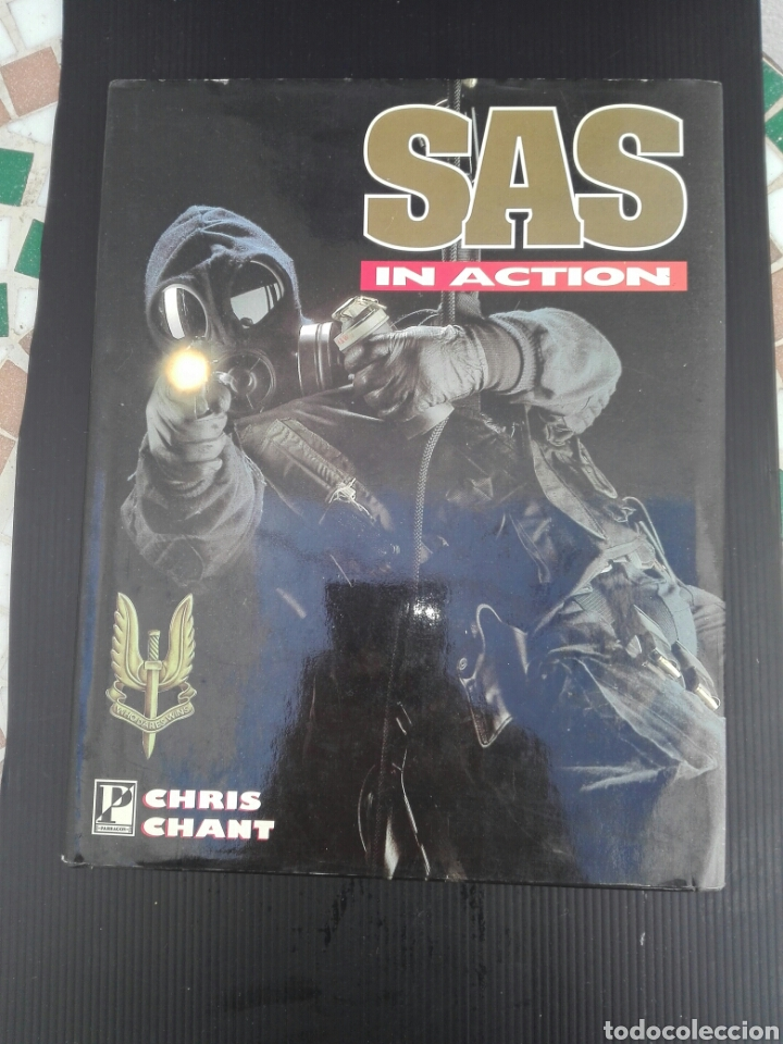 Militaria: -S.A.S IN ACTION -INGLES -1997 - Foto 1 - 202883560
