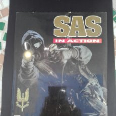 Militaria: -S.A.S IN ACTION -INGLES -1997. Lote 202883560