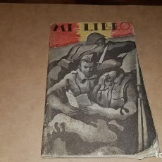 Militaria: LIBRO AÑOS 40. EJÉRCITO ESPAÑOL. MI LIBRO. Lote 203615366
