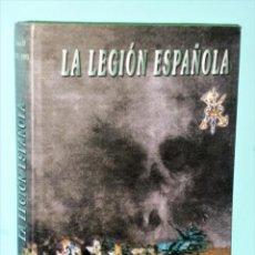 Militaria: LA LEGIÓN ESPAÑOLA. 75 AÑOS DE HISTORIA. (1920-1995). TOMO III: 1971-1995. Lote 204007073