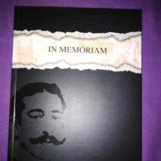 Militaria: IN MEMORIAN CIRCULO ARENOAUTICO JESUS FERNANDEZ DURO LA FEGUERA 2006. Lote 204323272