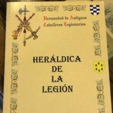 Militaria: HERÁLDICA DE LA LEGIÓN. Lote 206796387
