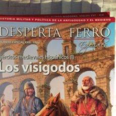 Militaria: DF ESPECIAL XXIII EJÉRCITOS MEDIEVALES HISPÁNICOS (I). Lote 230111695