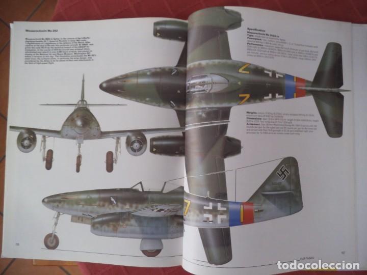 Militaria: German aircraft of world war II, Aviones alemanes de la segunda guerra mundial - Foto 4 - 208401193