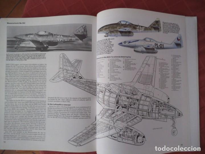 Militaria: German aircraft of world war II, Aviones alemanes de la segunda guerra mundial - Foto 5 - 208401193