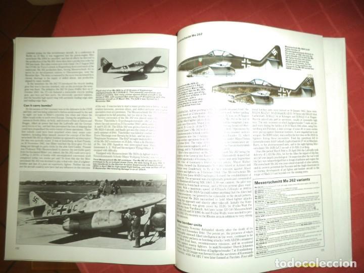 Militaria: German aircraft of world war II, Aviones alemanes de la segunda guerra mundial - Foto 6 - 208401193