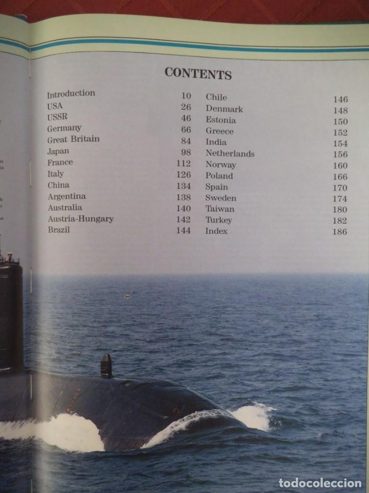 Militaria: Submarines of the world, Submarinos del mundo. - Foto 2 - 208401648