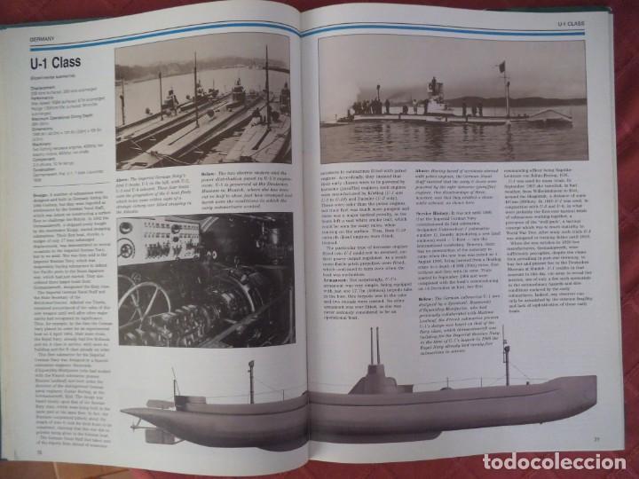 Militaria: Submarines of the world, Submarinos del mundo. - Foto 4 - 208401648