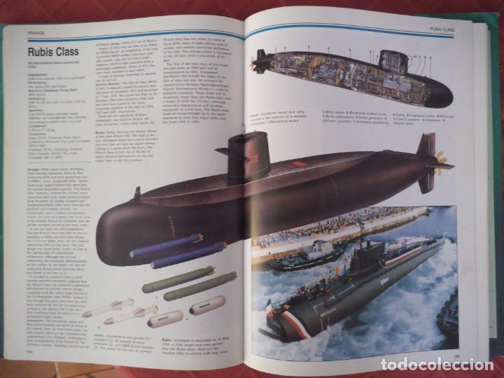 Militaria: Submarines of the world, Submarinos del mundo. - Foto 5 - 208401648