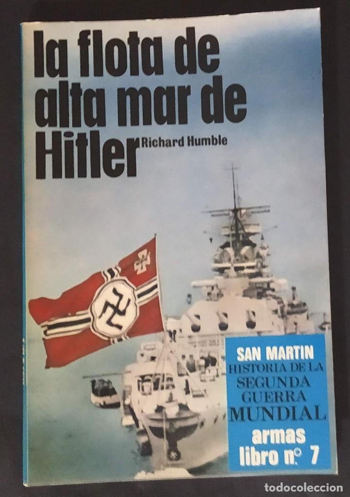 LA FLOTA DE ALTA MAR DE HITLER (Militar - Libros y Literatura Militar)