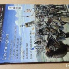 Militaria: DESPERTA FERRO 12 2ª EDICION - LOS MONGOLES / W204. Lote 211523419