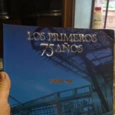 Militaria: LIBRO DE LOS PRIMEROS 75 AÑOS 1923 A 1998 CASA. Lote 212028582
