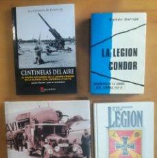 Militaria: LOTE LEGIÓN CONDOR. Lote 213857860