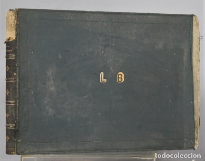 1861.- ALBUM DE LA INFANTERÍA ESPAÑOLA. DESDE SUS PRIMITIVOS TIEMPOS HASTA EL DÍA. CONDE DE CLONARD (Militar - Libros y Literatura Militar)