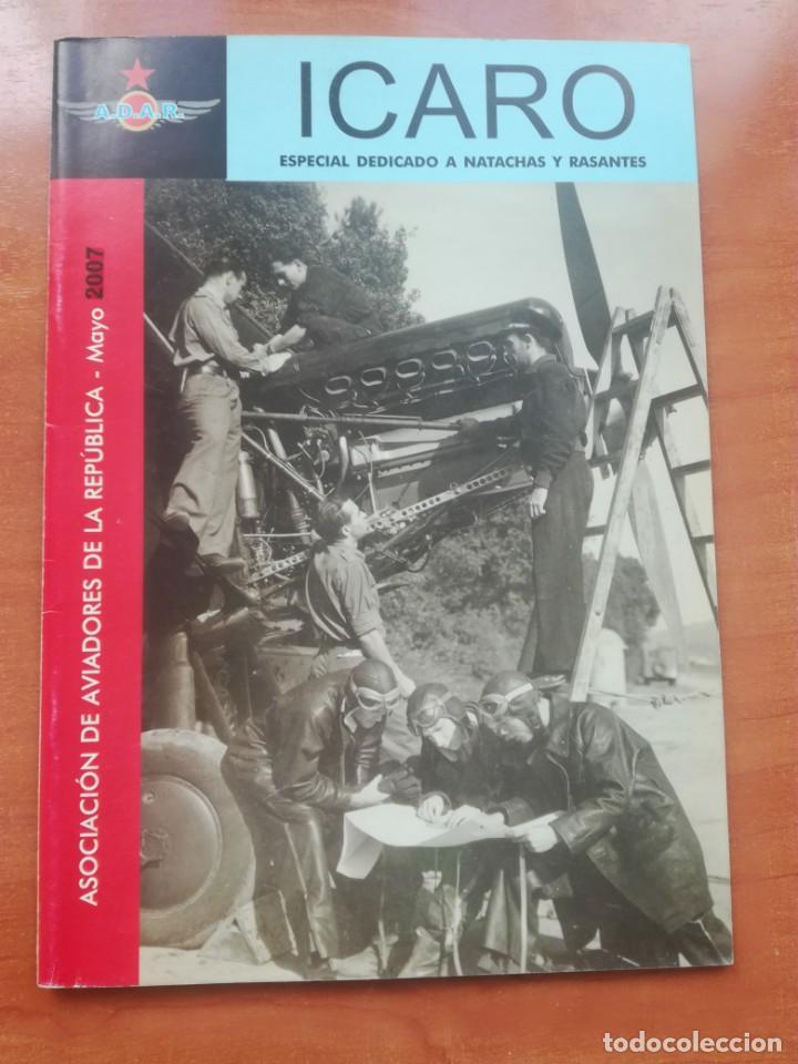 Militaria: GRAN LOTE DE LIBROS, BOLETINES AVIACIÓN REPUBLICANA, PILOTO, AVIADOR, REPUBLICA - Foto 17 - 214314460