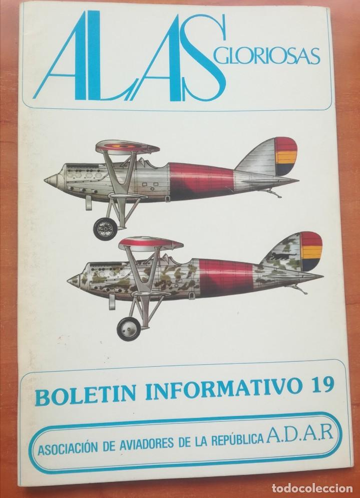 Militaria: GRAN LOTE DE LIBROS, BOLETINES AVIACIÓN REPUBLICANA, PILOTO, AVIADOR, REPUBLICA - Foto 19 - 214314460