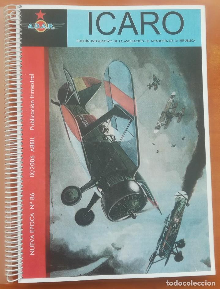 Militaria: GRAN LOTE DE LIBROS, BOLETINES AVIACIÓN REPUBLICANA, PILOTO, AVIADOR, REPUBLICA - Foto 23 - 214314460