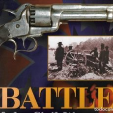 Militaria: GUERRA CIVIL AMERICANA: BATTLES OF THE CIVIL WAR. EN INGLÉS. Lote 214812130