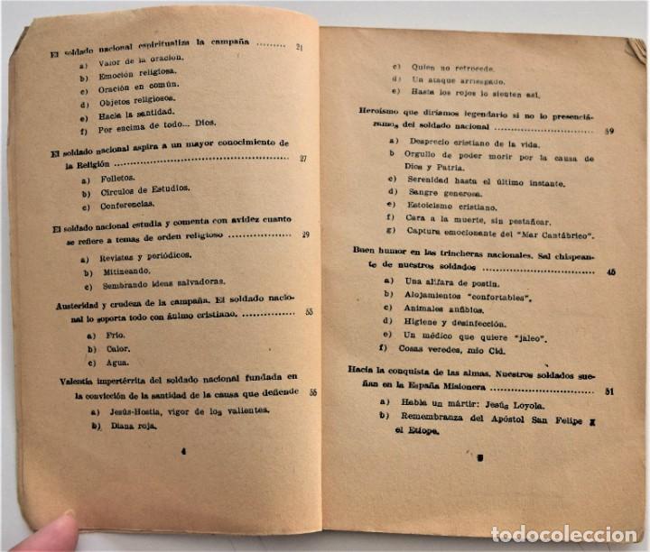 Militaria: EL FRENTE DICE, LA GUERRA DE ESPAÑA A TRAVÉS DE LA CORRESPONDENCIA DE LOS COMBATIENTES ZARAGOZA 1938 - Foto 5 - 216015372