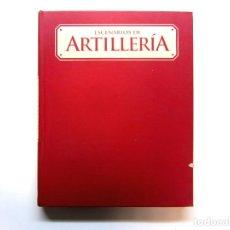 Militaria: ESCENARIOS DE ARTILLERIA. VOL. 1. ENCUADERNADO. PLANETA DEAGOSTINI 2005.. Lote 216476318