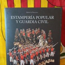 Militaria: ESTAMPERIA POPULAR Y GUARDIA CIVIL. Lote 216481228