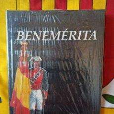 Militaria: BENEMÉRITA. HISTORIA DE LA GUARDIA CIVIL. Lote 216482490