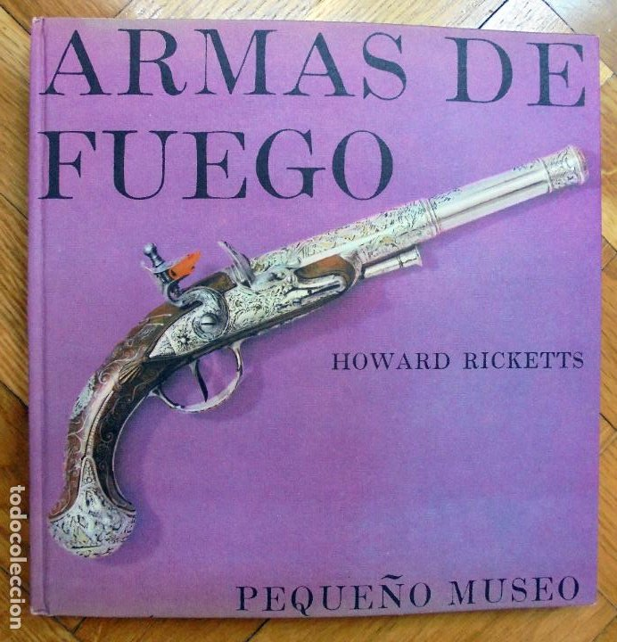 Militaria: Armas de fuego - Ricketts, Howard - Foto 1 - 217917011