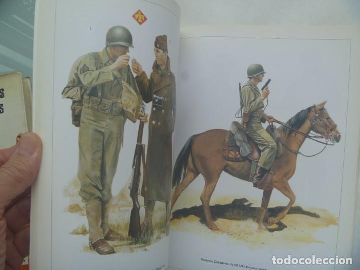 Militaria: OSPREY - CARROS DE COMBATE, Nº 7 : EL US ARMY 1941 - 1945 . EL EJERCITO DE ESTADOS UNIDOS - Foto 2 - 217917187