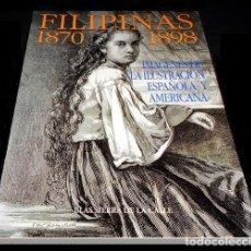 Militaria: FILIPINAS. (1870-1898). IMAGENES DE LA ILUSTRACION ESPAÑOLA Y AMERICANA. COLONIAS. ULTRAMAR.. Lote 218093358
