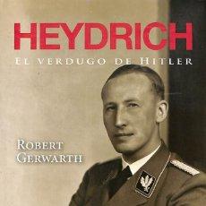 Militaria: HEYDRICH, VERDUGO DE HITLER. Lote 219534087