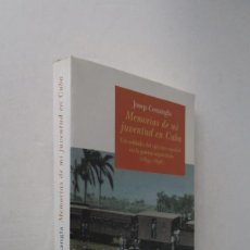 Militaria: MEMORIAS DE MI JUVENTUD EN CUBA - 1895-1898. Lote 220246853