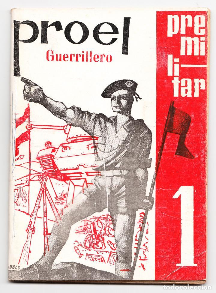 PROEL PRE MILITAR GUERRILLERO Nº 1 O.J.E. (Militar - Libros y Literatura Militar)