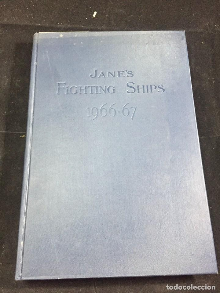 JANE'S FIGHTING SHIPS 1966-67. BLACKMAN, RAYMOND (ED). MCGRAW-HILL, 1966. ILUSTRADO TEXTOS EN INGLÉS (Militar - Libros y Literatura Militar)